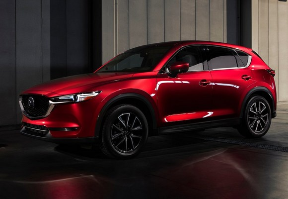 מזדה CX-5 החדשה - צריכת דלק