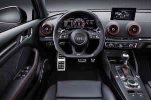 Audi RS3 פנימי