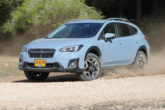 Subaru XV-2