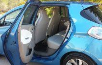 רכב חשמלי רנו זואי