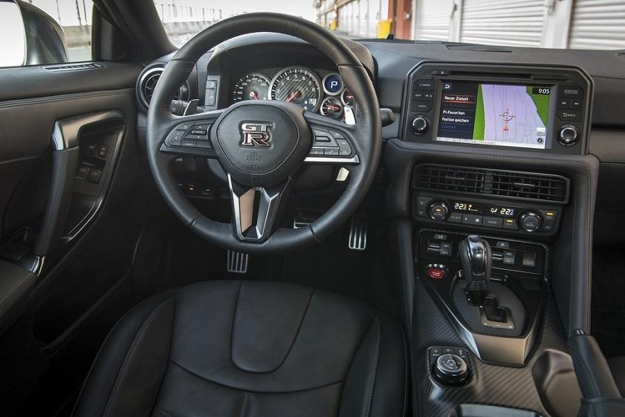 ניסאן GTR תיבת הילוכים