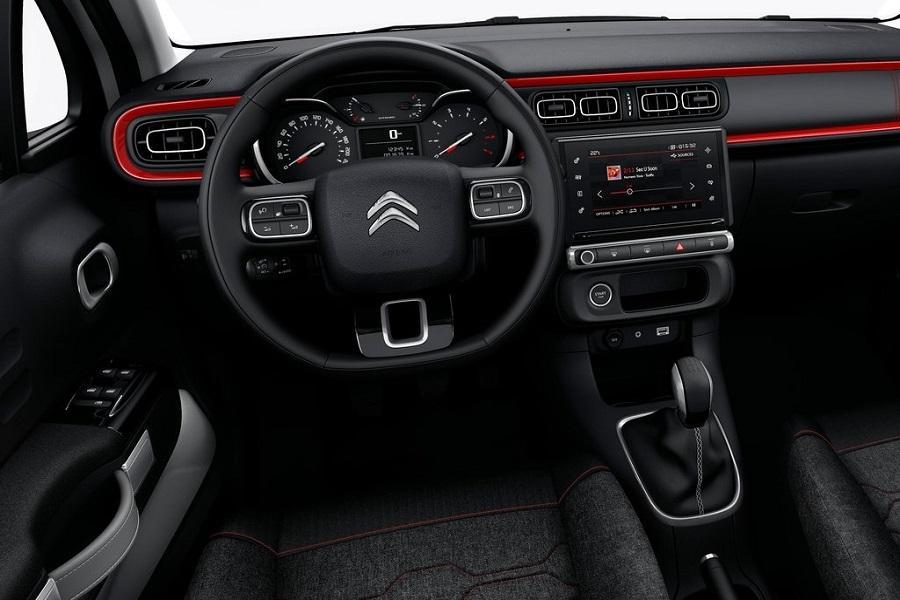 סיטרואן C3 רכב חדש