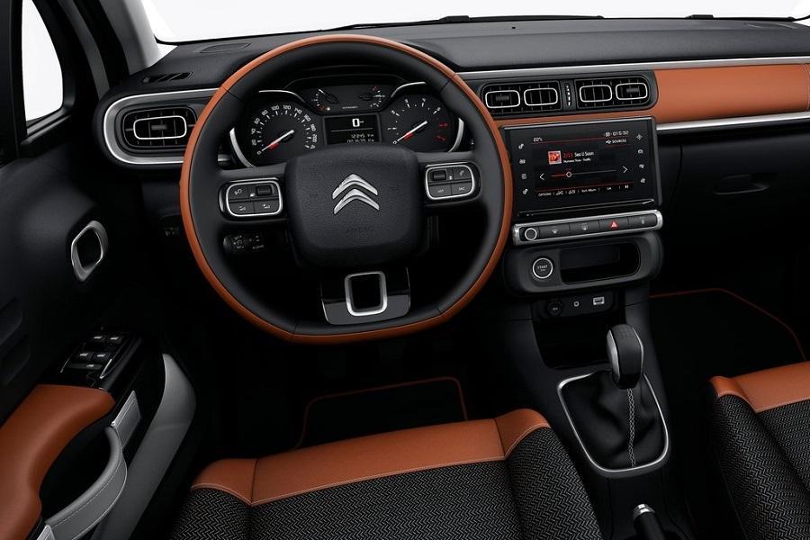 סיטרואן C3 2017 רכב חדש