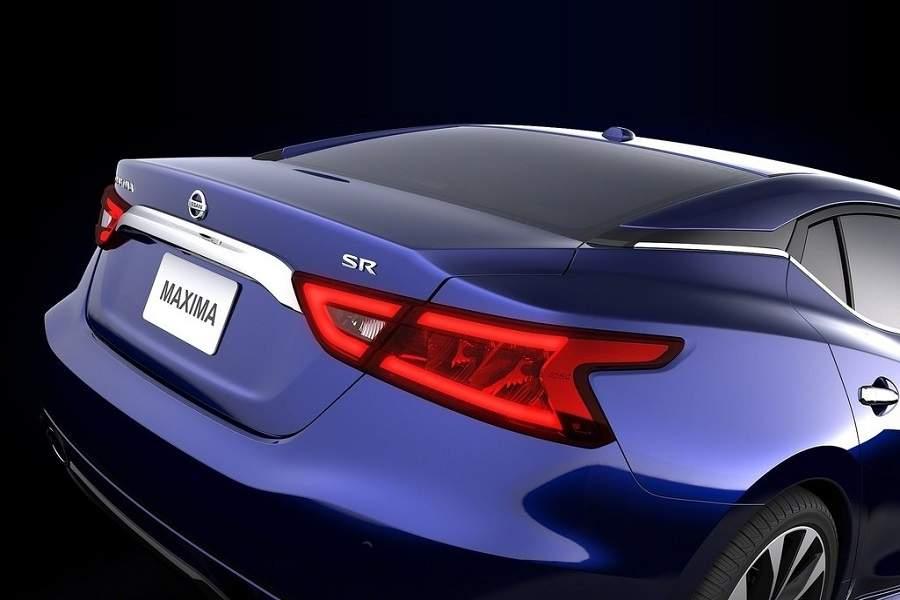 ניסאן מקסימה 2016 רכב חדש