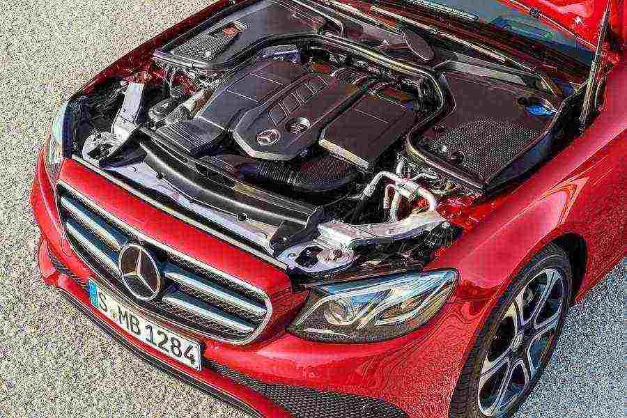 חוות דעת רכב חדש מרצדס E-Class