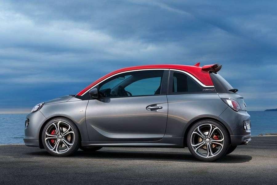 Opel Adam S חוות דעת