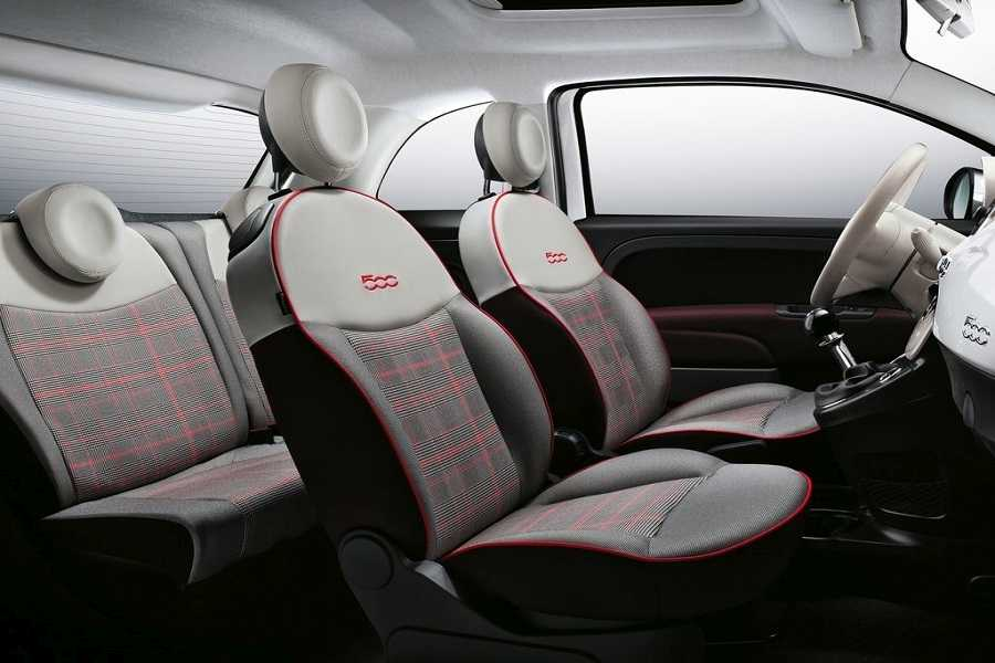 fiat 500 space