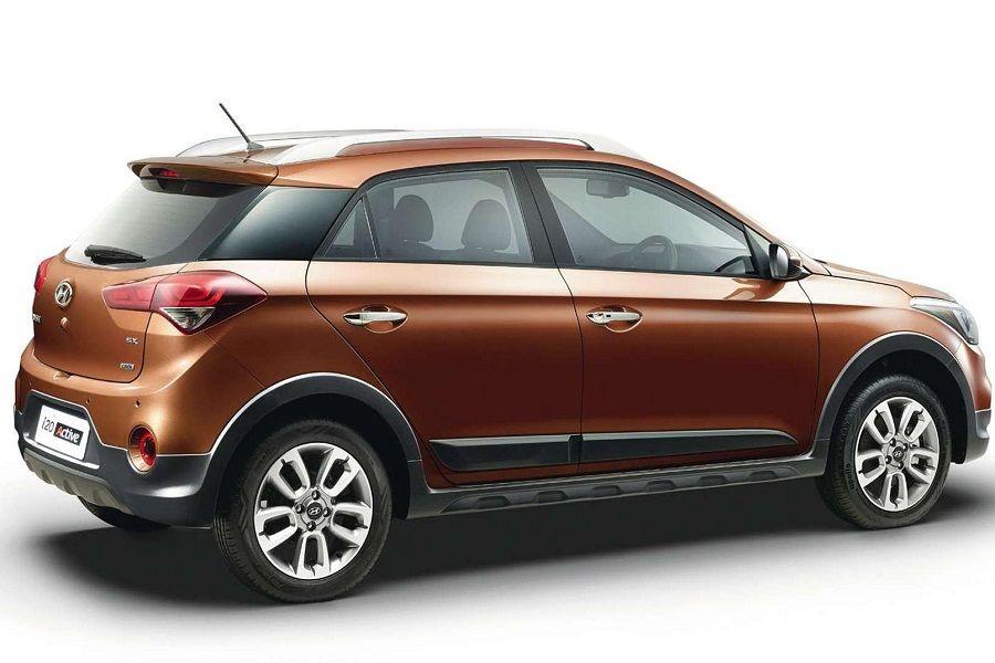 יונדאי i20 קרוס רכב חדש