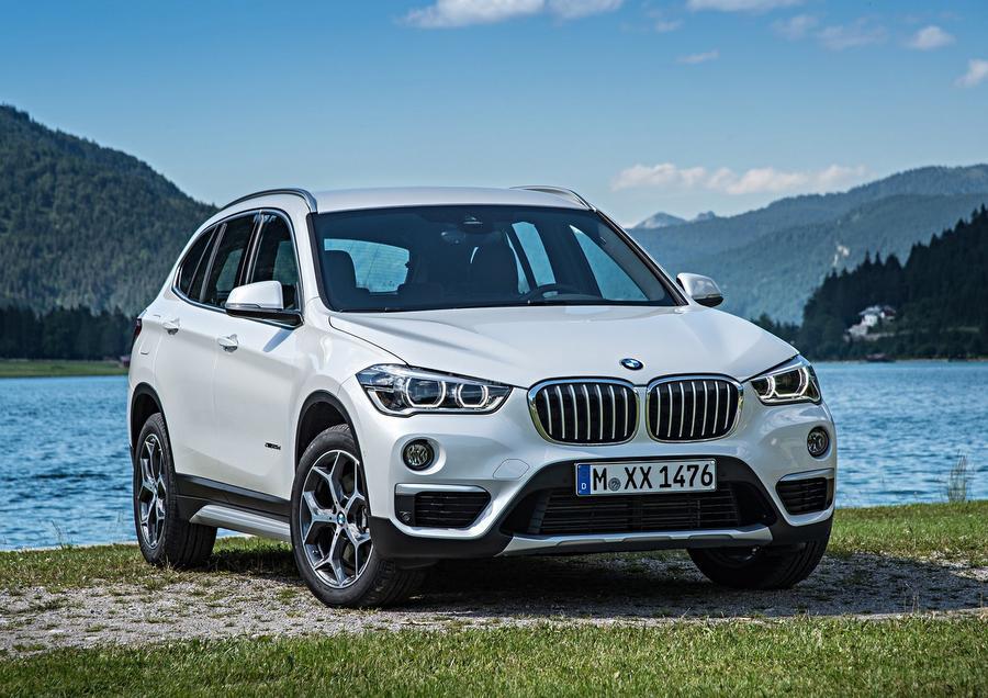 BMW X1 רכב חדש