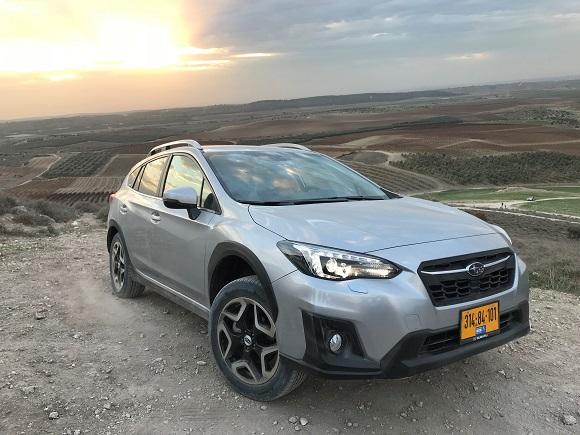 Subaru XV-3