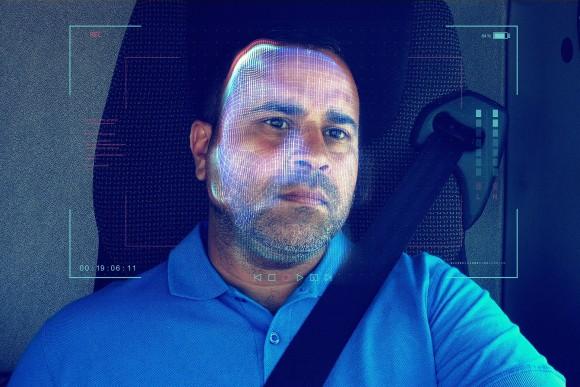SDMS מערכת לניטור תווי הפנים של הנהג
