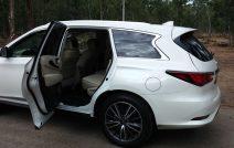 אינפיניטי QX60 - רכב חדש