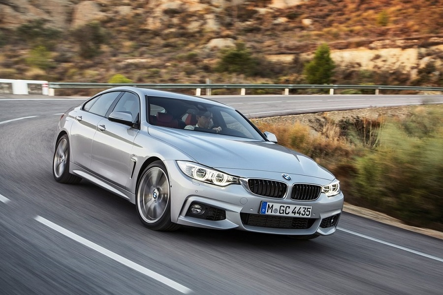 BMW 4 Series Gran Coupe 2016