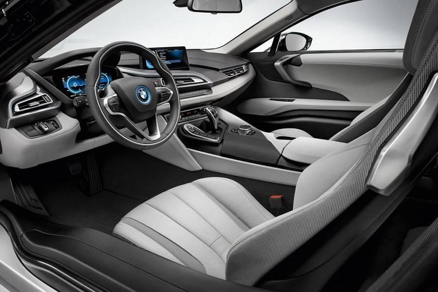 חוות דעת ב.מ.וו i8 2016 רכב חדש