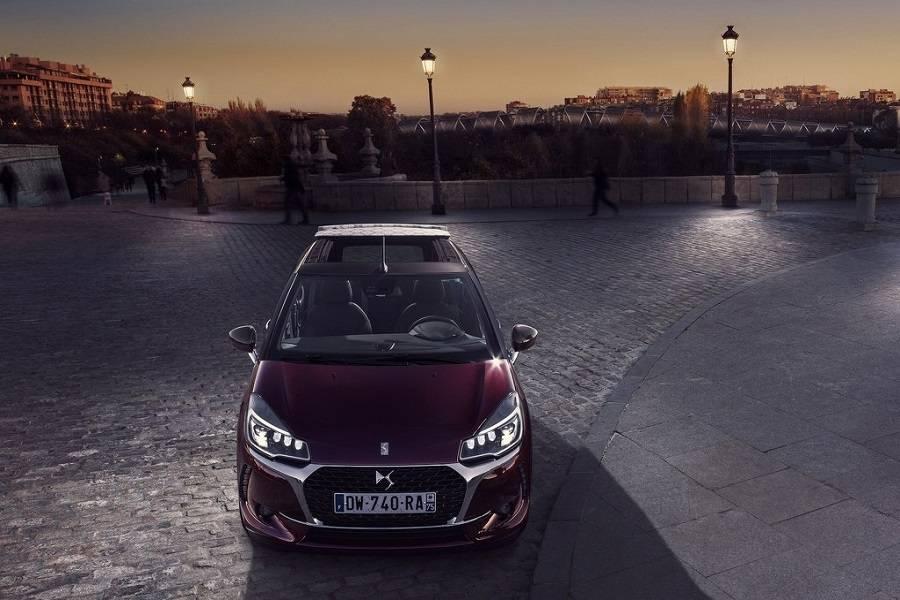 רכב חדש DS3 קבריו 2017