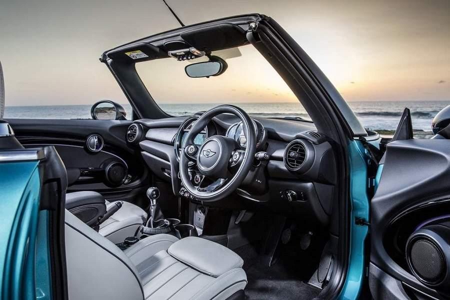 מבריק מיני קבריולט 2017 - רכב חדש - כבישים HD-75