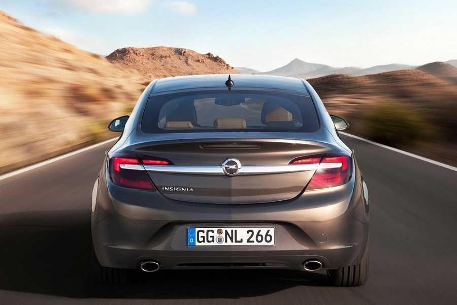 אופל  אינסיגניה 2016 - רכב חדש