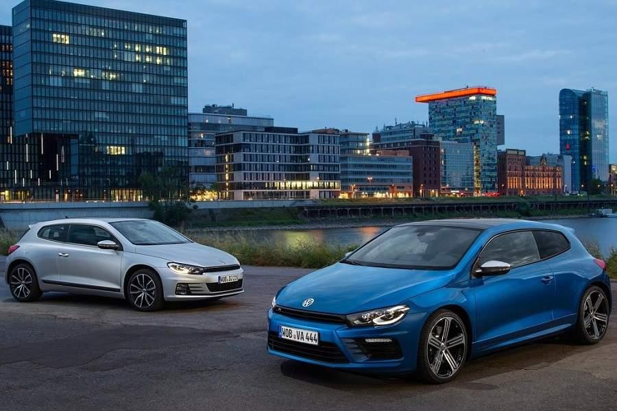 Volkswagen-Scirocco 2016