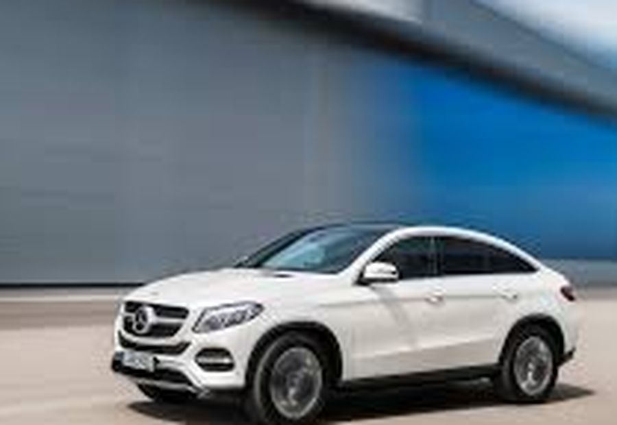 Mercedes GLE350 Coupe 2016