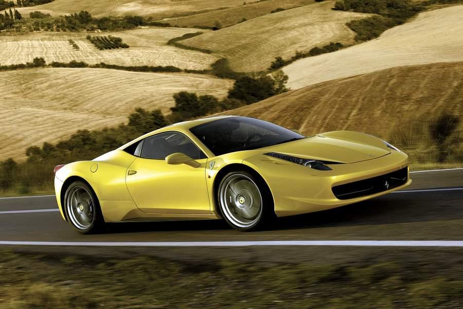 פרארי 458 איטליה