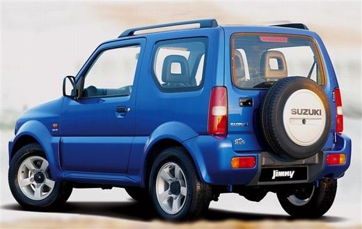 Suzuki Jimny R